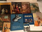 Lot Of 10 Art Style And Living Books - Vr