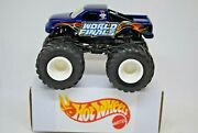 Hotwheels Ford F-series High Rider Pickup Truck In World Finals Livery