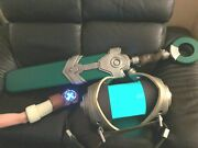 Ekko Cosplay Costume Armour Ekko League Of Legends Weapons And Armour