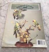 Wildfowl Carving And Collecting Magazine Summer 1996 Sanderling Pattern Decoy