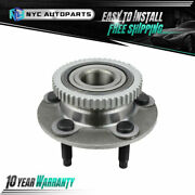 Front Wheel Hub Bearing W/abs For 1991-96 1997 Ford Thunderbird Mercury Cougar