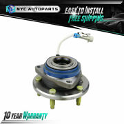 Front Wheel Hub Bearing W/abs For Chevy Buick Pontiac Cadillac Olds 2wd Vehicles