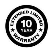 Generac 10-year Extended Limited Warranty - Liquid-cooled Up To 60kw