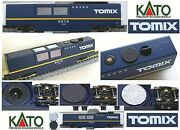 Tomix 6425 Ex 6421 Wagon For Cleaning Tracks With Engine Suction Dust Ladder-n