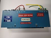 Electron Devices Division M687-01 12kv 12000v 12kv Twta 23 Hours Used Only