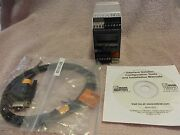 New Moore Thermocouple Safety Trip Alarm Spa2/tprg/4prg/uac W/ Cable And Disk
