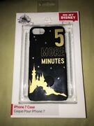 Walt Disney World New 2018 5 More Minutes Crystals Castle Iphone7 Cell Case