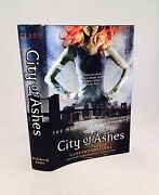 City Of Ashes-bk 2-cassandra Clare-signed-true First Edition/1st Printing-rare