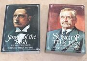 A.b. Banjo Paterson 1885 -1941 Singer Of The Bush Song Of The Pen 2000