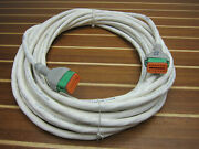Zf Marine 3301sb-50 71055 Boat Yacht 50and039 Ft. Control Panel To Control Head Cable