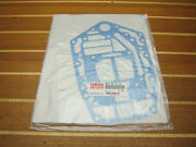 Yamaha Marine 6g5-45114-a0 Genuine Oem Boat Yacht Outboard Upper Casing Gasket