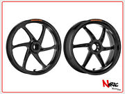 Paire Roues Forgandeacutes Aluminium Oz Racing Gass Rs-a Mv Agusta Dragster 800