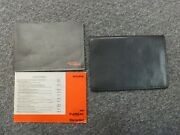 1991 Acura Nsx Coupe Owner Ownerand039s Manual User Guide Set 3.0l V6