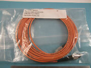 Simplex Fiber Optic Optics Cable Pigtail Glass Seal As Pictured Nos