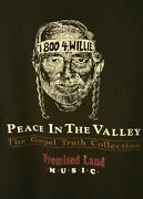 Willie Nelson Pre-owned The Gospel Truth Collection Size Large T-shirt