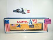 Lionel State Of New York Boxcar 6-7611 Nos 51-573