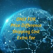 For Extra Shipping Cost / Price Difference / Extra Fee