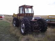 White Tractor Project Or Parts