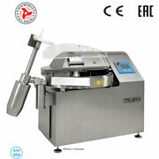 Talsa K80neo Pp Commercial 80 Gal Bowl Chopper / Cutter - Three Phase 220v