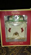 New 2015 Spode Christmas Tree Our First Home 1st Dated Ornament Great Gift