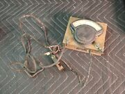 Vintage Krw Kr Wilson Generator Test Meter Ford Model T A Tool W/ Leads And Clips