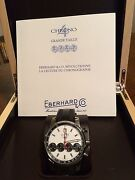 Eberhard And Co Chrono 4 Grand Taille Chronograph Papers Cu 31052