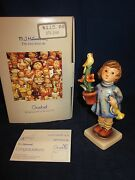 Hummel 17 Congratulations Tmk6 5.75 Mint Condition In Box With Card