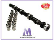 Gm Chevy 454 V8 Mark Iv Marine Cam Camshaft And Lifter Kit Rev Rot Rect Intake