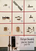 Antique Household Sewing Machine Parts Free Shipping