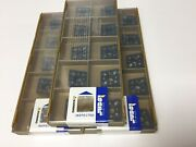 Lot Of - Iscar Cnmg 543-nr Ic 8250 30pcs Factory Pack