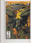 Batman Incorporated 1 Variant Comic Book In Nm Condition.
