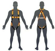 Repelec Essential Harness Front And Rear Attachment Points Australian Brand