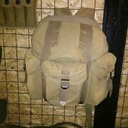Wwii Ww2 Us Army Musette M14 Military Haversack Linen Military Backpack Pouch