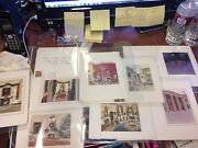 Ronald Reagan Archive 10 Letters 8 Xmas Cards 5 Nancy Letters Slipcase Signed
