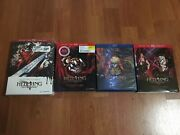 Hellsing Ultimate Bluray Complete Limited Edition Plus Patch
