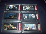 2015 Topps Star Wars Revenge Of The Sithgraded 3d Widevision Complete Set