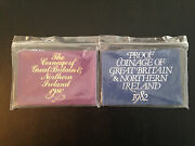 1980 And 1982 Proof Coinage Of Great Britain And Ireland The Royal Mint Proof Set
