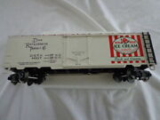O Scale Railking Mth Dixie Refrigerator Transit Red Rose Ice Cream D.r.t.x.46217