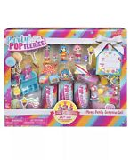 Party Popteenies Mega Party Surprise Set Dolls Pets Top Toy 2018 Christmas Gift