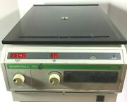 Dupont Sorvall Tc6 Tabletop Centrifuge W/ Rotor And Swinging Bucket Working