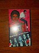 Vhs 1988 Michael Jackson The Legend Continues Reduced