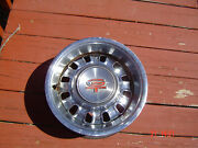 Oem Used 1966-1969 Mustang Gt Styled Steel Wheel 14x6 W/trim Ring And Cap