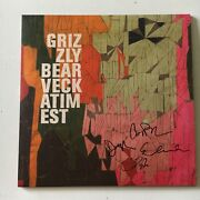 Grizzly Bear - Veckatimest Hand Signed Autographed Record