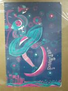 Helen Weber If You Are Going To Dance Get Off The Ground 1969 Poster Ing4408