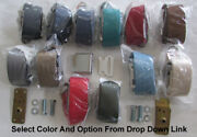 74 - Select - 2 Point Lap Seat Belts Or Seatbelt Sets With Mounting Hardware