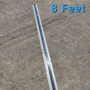 8 Ft 96 Middle Coupling Divider Bar Strip For Stainless Steel Sheet16-24 Ga