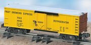 American Flyer By Lionel Fruit Growers Express Reefer 6-48814