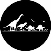 Dinosaur World Spare Tire Cover Any Size, Any Vehicle,trailer, Camper Rv