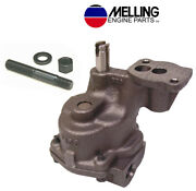 Melling M55 Oil Pump+arp Stud 230-7001 For Chevy Sbc 283 305 327 350 383 400