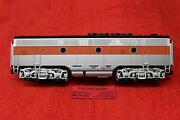1638 Western Pacific Phase 2 Early F3 B Unit Engine 3 Rail Tmcc New In Box